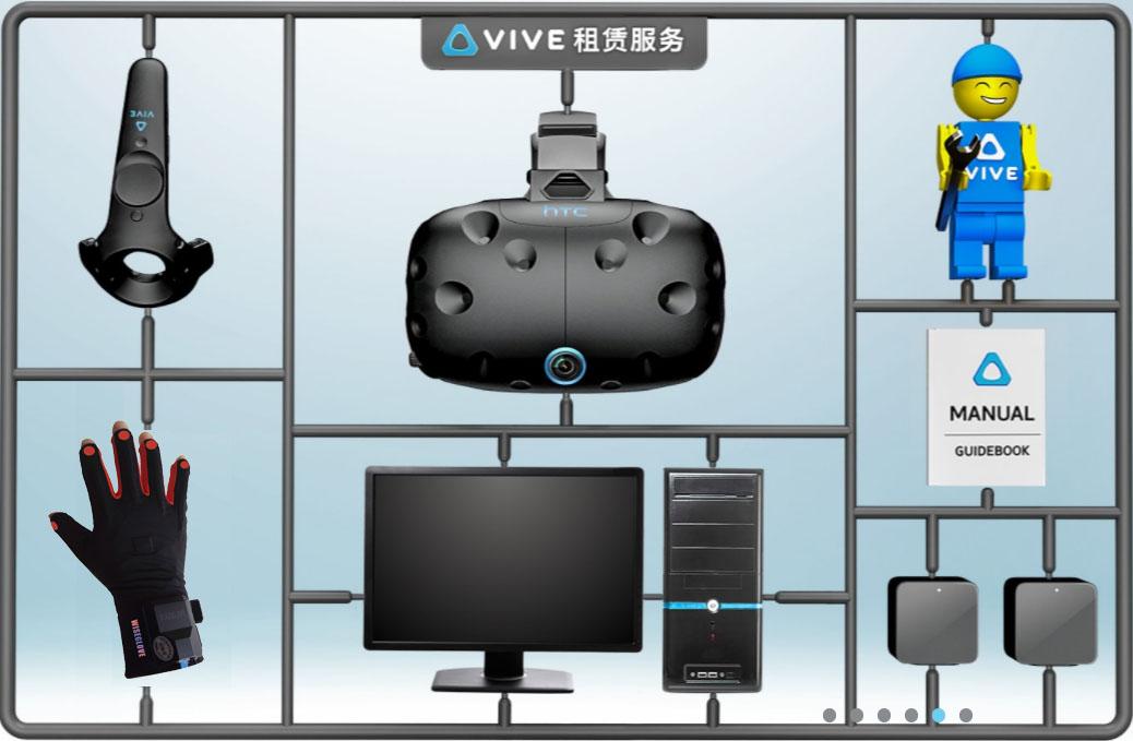 HTC VIVE数据必威西汉姆
